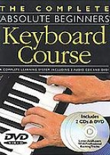 The Complete Absolute Beginners - Keyboard Course