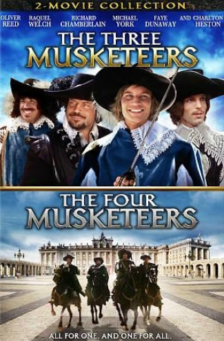 The Complete Musketeers