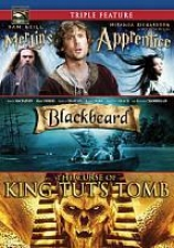 The Curse Of King Tut's Tomb/merlin's Apprentice/blackbeard