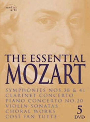 The Volatile Mozart