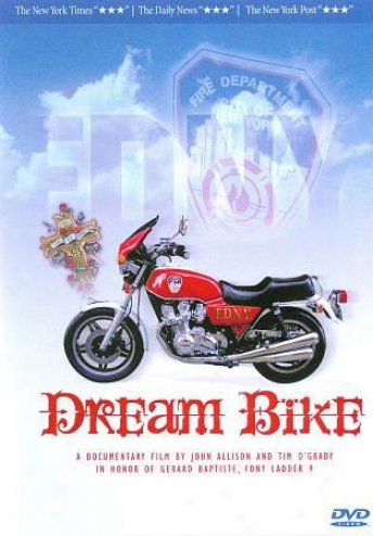 The Fdny Dream Bike - In Honor Of Gerard Baptiste