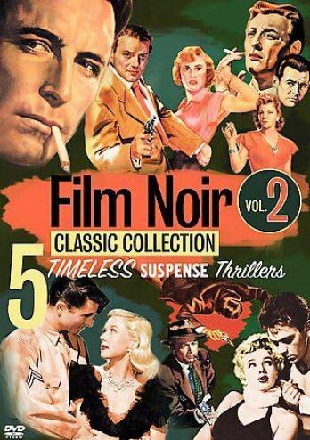 The Film Noir Classicq Collection - Vol. 2