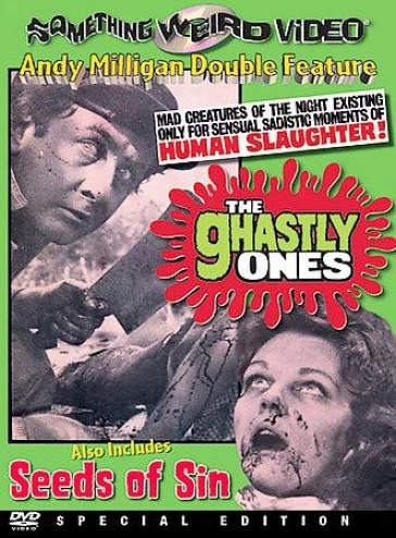 The Ghastly Ones/seeds Of Sin - Double Feature