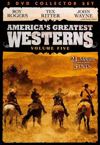 The Great American Western Collector's Set, Vol. 5