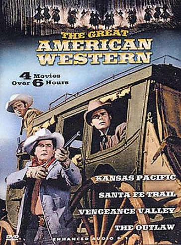 The Great American Western - Vol. 9