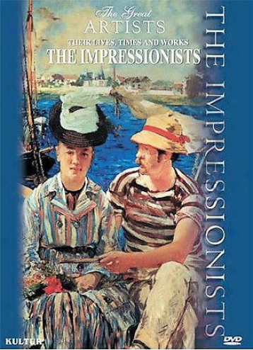 The Great Artists - Impressionists Box Set