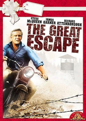 The Great Esca0e
