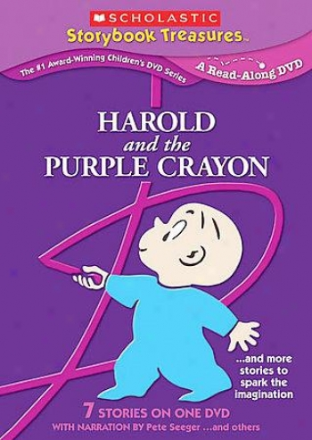 The Harold & Purple Crayon & More Great Stories To Spark Imagination