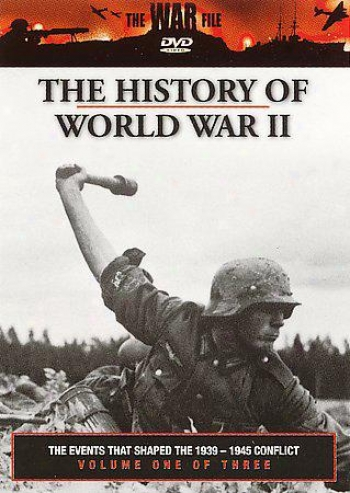The History Of World War Ii - Vol. 1