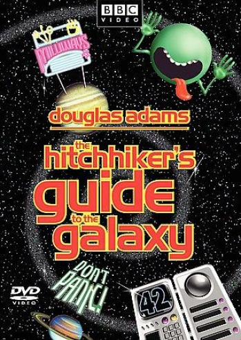 The Hitcchhiker's Guide To The Galaxy
