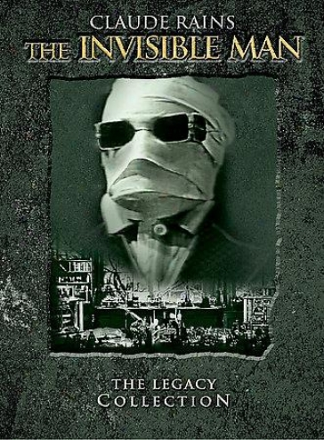 The Invisible Man: The Legacy Collection