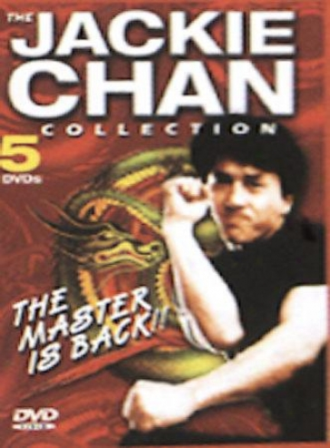 The Jackie Chan Collection 5-pack - Vol. 1