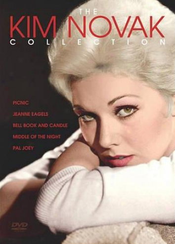 The Kim Novak Film Collection