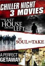 The Last House On The Left/my Soul To Take/a Perfect Getaway