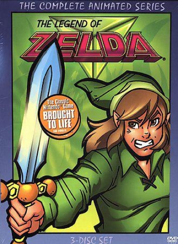 The Legend Of Zelda - The Complete Animated Series