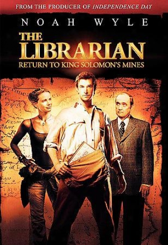 The Librarian: Answer To King Solomon's Mines