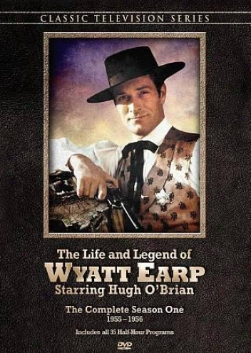 The Life And Legend Of Wyatt Earp - The Complete Seas0n One