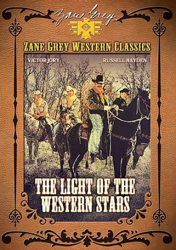 The Light Of The Westerly Stars