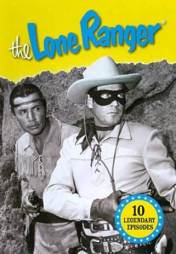 The Lone Ranger Compilation