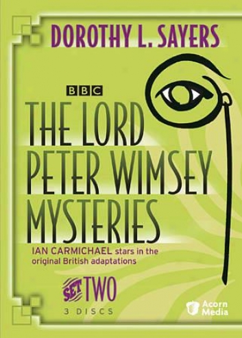 The Lord Peter Wimsey Mysteries: Flow Two