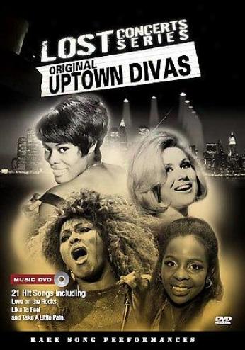 The Lost Concerts Swries - Original Uptown Divas