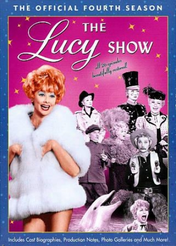 The Lucy Show: The Ofifcial Fourth Taint
