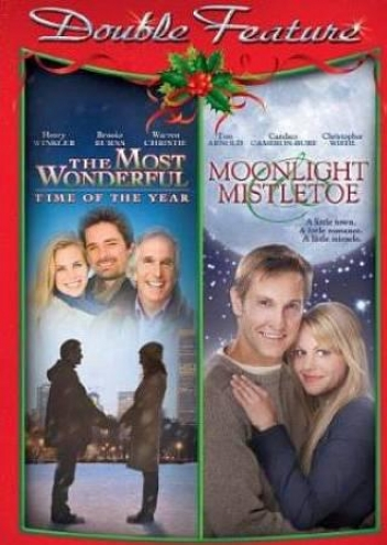 The Most Wonderful Time Of The Year/moonlight And Mistletow