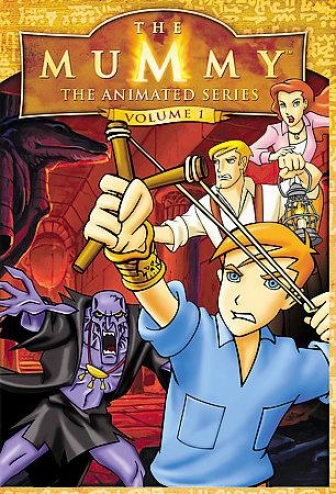The Mummy - The Animated Series Vol. 1