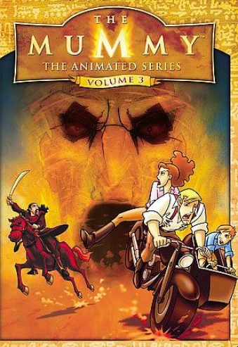 The Mummy - The Animated Series - Volume 3