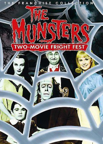 The Munsters - Tso Movie Fright Fest