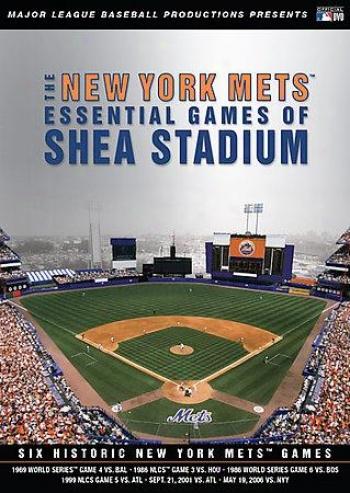 The New York Mets - Esssential Games Of Shea Stadium Regular