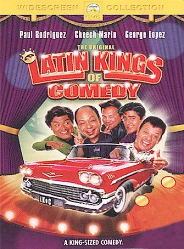 The Originla Latin Kings Of Comedy