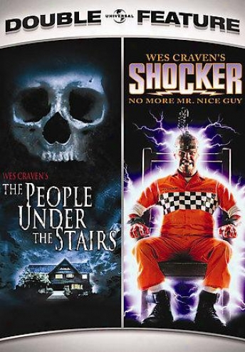 The People Under The Stairs/shocker Double Feature