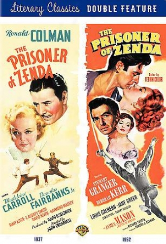 The Prisoner Of Zenda 1937/1952