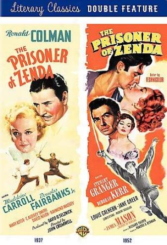 The Prisoner Of Zenda 1937/1952