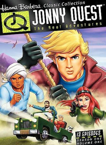 The Real Adventures Of Jonny Quest - The Complete First Season