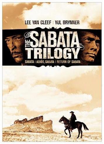 The Sabata rTilogy Collection