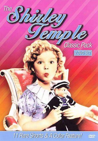 The Shirley Temple Classic Pack