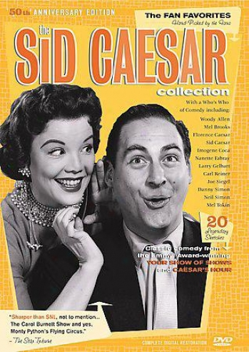The Sid Caesar Collection - Fan Favorites: Box Set