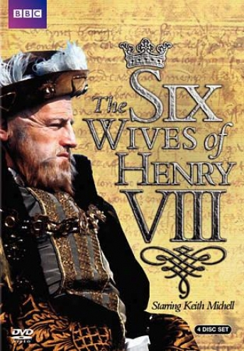 The Six Wives Of Henry Viii Complete Set