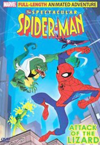 The Spectacular Spider-man - Attack Of The Lizard