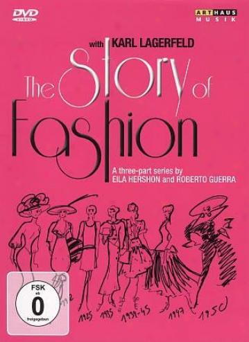 The Story Of Fashion Through  Karl Lager feld