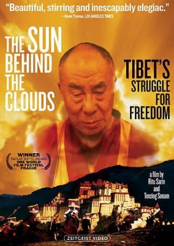The Sun Behind The Clouds:T ibet's Writhe For Freedom