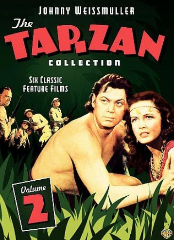 The Tarzan Collection Starring Johnny Weissmuller - Vol. 2