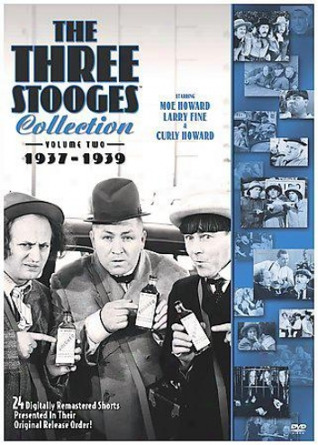 The Three Stoooges Collection - Vol. 2: 1937-1939