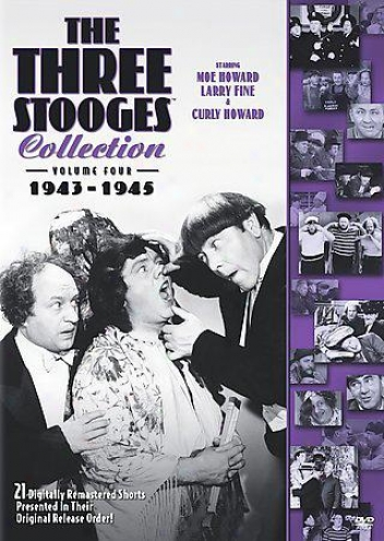 The Three Stooges Collection - Vol. 4: 1943-1945