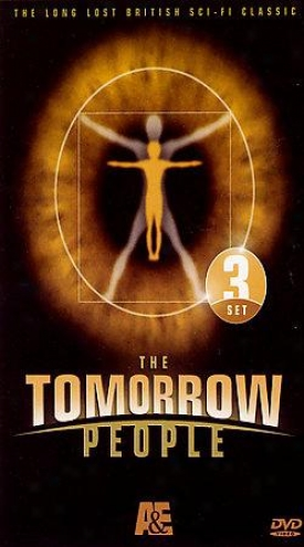 The Tomorrow People Set 3
