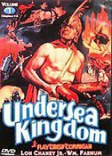 The Undersea Kingdom - Volumes 1&2