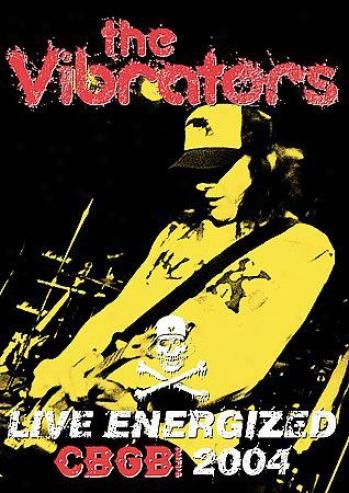 The Vibrators - Live Energized: Cbgb 2004