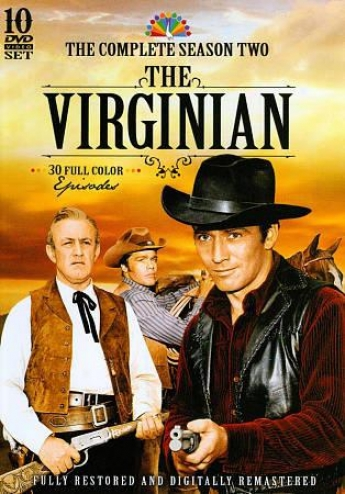The Virginian: The Complete Season 2